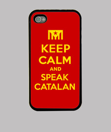 Keep Calm and Speak Catalan 2