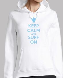 Keep calm and surf on