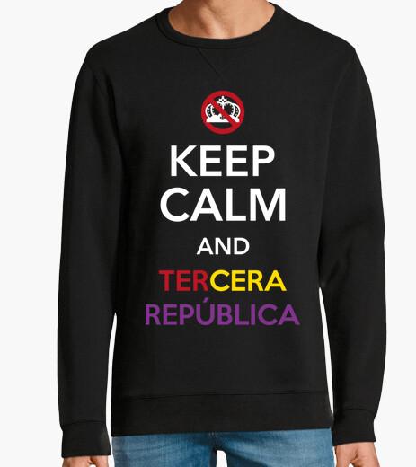Jersey Keep Calm And Tercera República