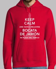 keep calm and un sandwich au jambon rel