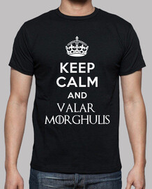 keep calm and valar morghulis