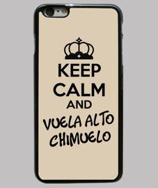 Keep calm and vuela alto Chimuelo