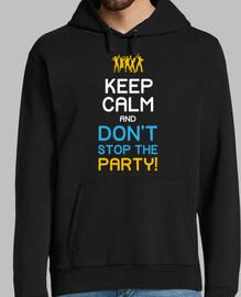 keep calm (bachelor party)
