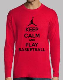 Keep Calm Basketball