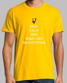 keep calm (blanc)