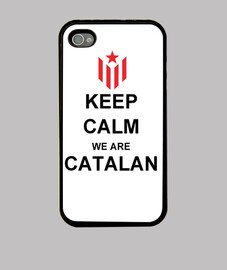Keep Calm Catalan