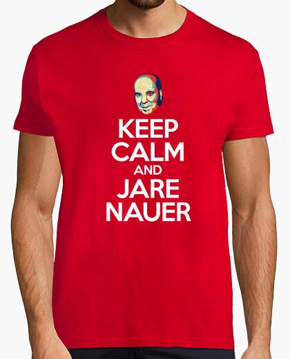 Camiseta KEEP CALM CH Rojo