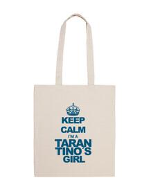 keep calm (ciano) (bag)