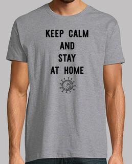 keep calm Corona-Virus