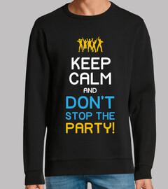 Keep Calm (Despedida de Soltero)