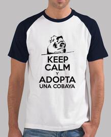 keep calm e adotta una cavia