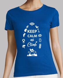 keep calm et clim