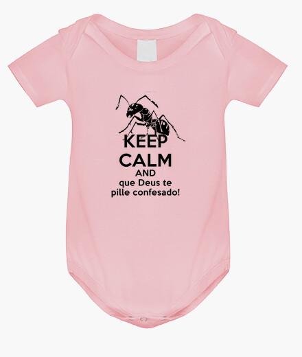 Ropa infantil Keep Calm FORMIGA (Body Bebé)