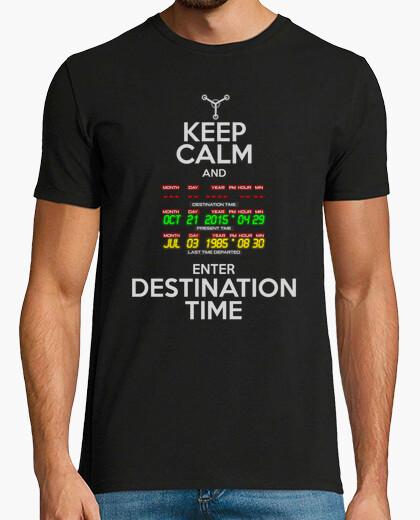 Camiseta Keep Calm Future