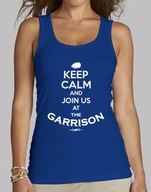 Keep Calm Garrison