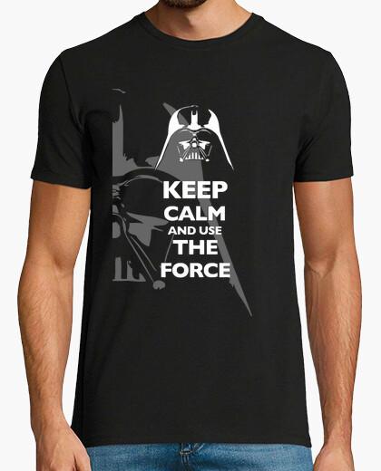 Tee-shirt Keep calm... geek
