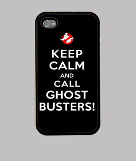 keep calm ghostbusters