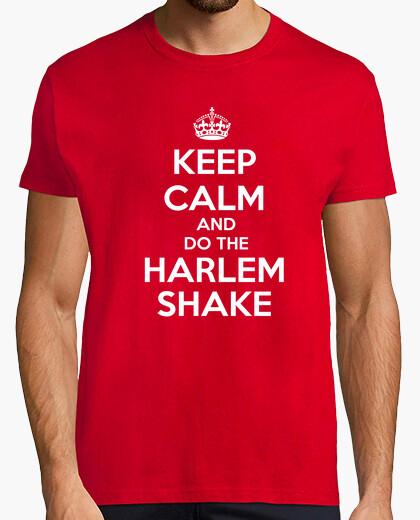 Camiseta Keep Calm Harlem Shake