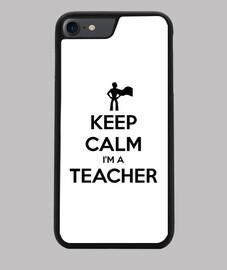Keep calm I am a teacher