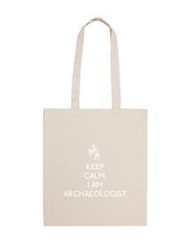 Keep calm, I am archaeologist