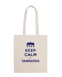 keep calm i tanmateix ... bossa