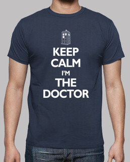 KEEP CALM IM  the doctor
