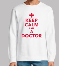 keep calm im a doctor