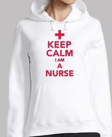 keep calm im a nurse