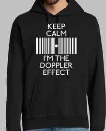 keep calm io sono il doppler effect