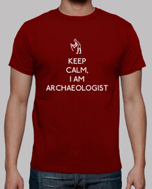 keep calm, io sono l'archeologo