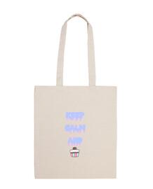 Keep Calm Kawaii Bag