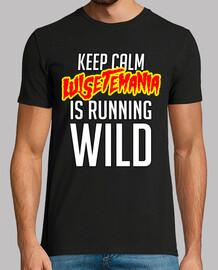 Keep Calm LuiseteMania is running WILD!