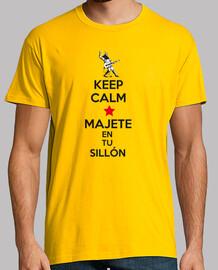 keep calm majete