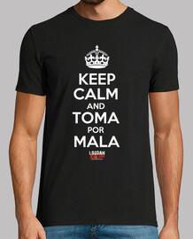 keep calm making per poveri