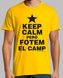 Keep Calm però fotem el camp Hombre