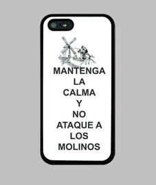 Keep Calm Quijote