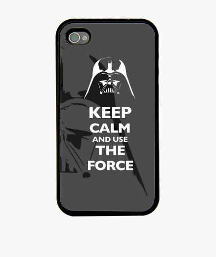 Funda iPhone Keep Calm Star Wars
