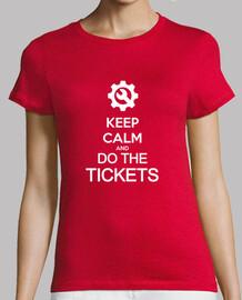 Keep Calm TICKETS (M)