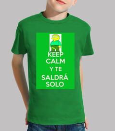 Keep calm y te saldrá solo