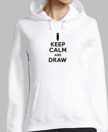 keep calma e d raw