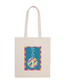 Keep cool Tote bag L