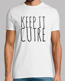 Keep it cutre - La Vida Moderna
