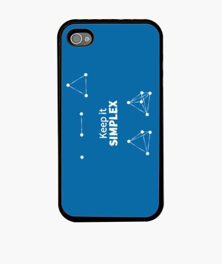 Funda iPhone Keep it SIMPLEX - Carcasa de teléfono