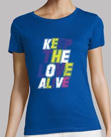 keep l' love vie