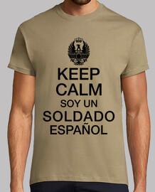 keep le calm mod.1 soldat