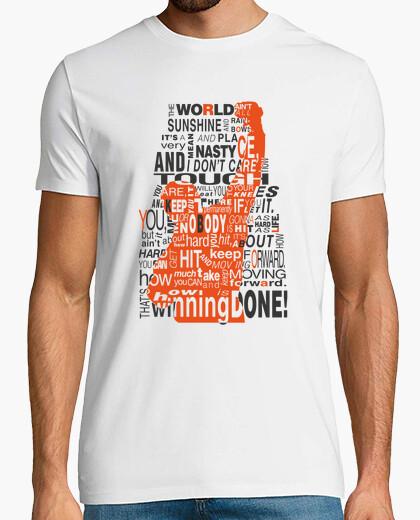 Camiseta Keep moving forward! para hombre