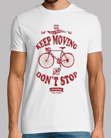 keep muoversi e non si fermano