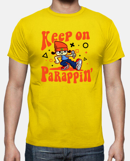 Keep on Parappin