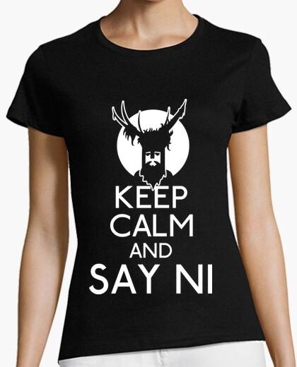 Tee-shirt keep ou