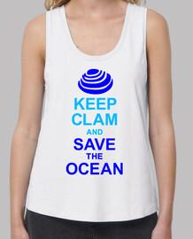 keep palourdes and sauver l'océan
